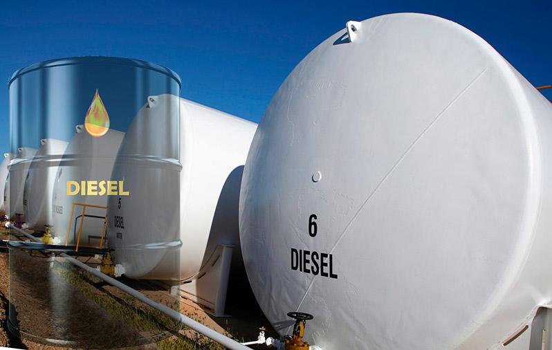 дизельное топливо от компании Вега