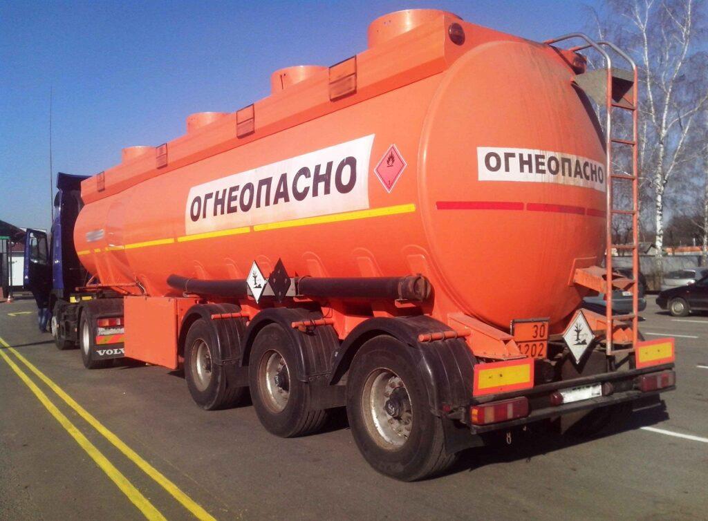 Бензин купить в Краснодарском крае